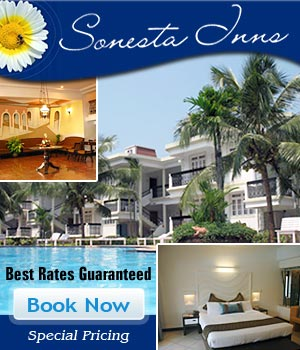 Sonesta Inns Resort Goa : Goa Packages